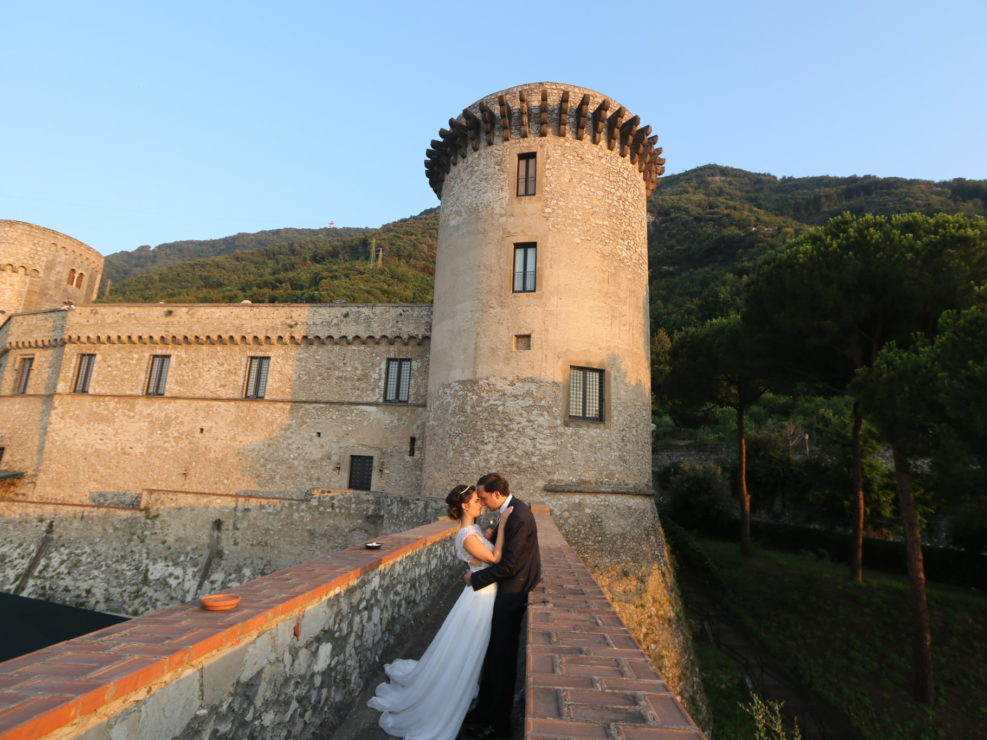 Martina & Michele   Castello Medioevale