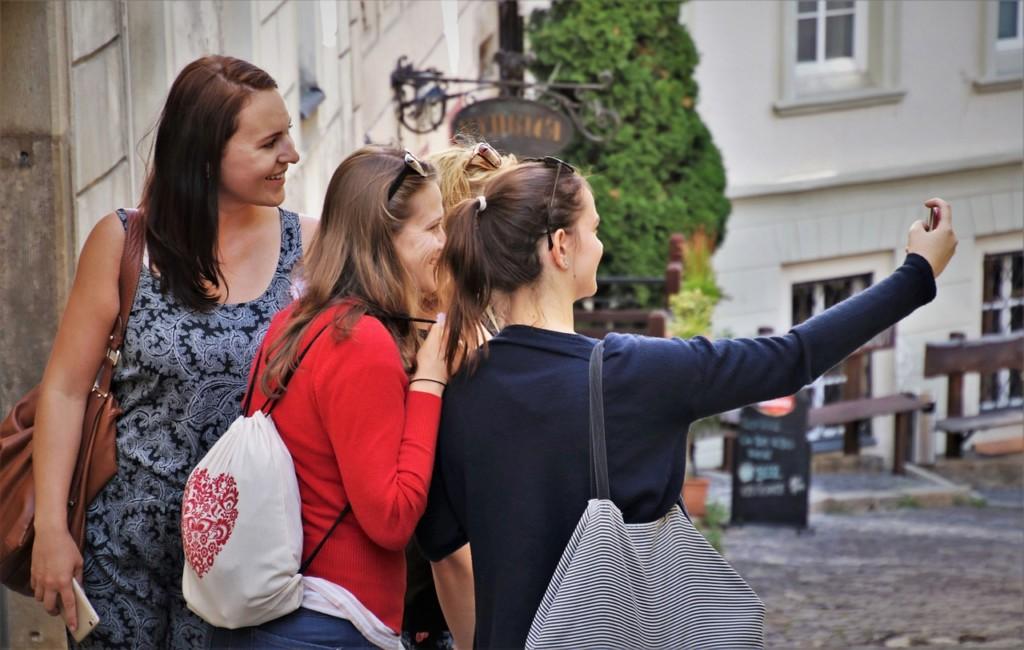 Fare un Selfie Perfetto